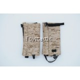 Easy & Simple 26030C 1/6 Special Mission Unit Part X Frozen Night Assault - AOR1 Waterproof Gaiters