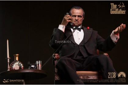 (PREORDER) DAMTOYS DMS032 1/6 The Godfather Vito Corleone