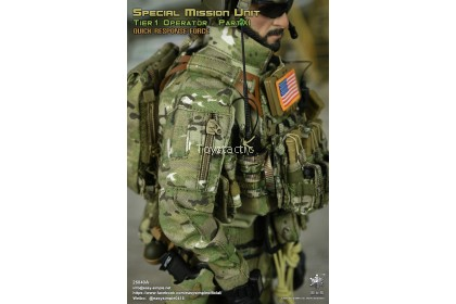 Easy & Simple 26040A 1/6 SMU Tier 1 Operator Part XI Quick Response Force