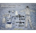 (PREORDER) Easy & Simple 06026 1/6 Special Forces Snow Field Operation Gear Set