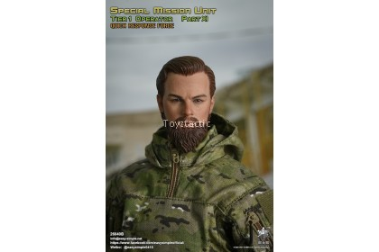 Easy & Simple 26040B 1/6 SMU Tier 1 Operator Part XI Quick Response Force