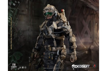 (PREORDER) Soldier Story SS122 1/6 EXO SKELETON ARMOR SUIT TEST-01