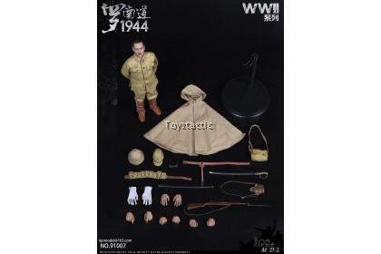 (PREORDER) IQO Model 91007 1/6 WWII Ronan-do