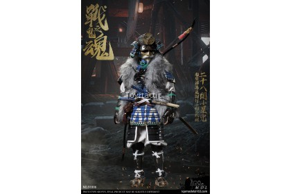 (PREORDER) IQO Model 91006 1/6 The soul of war ghosts