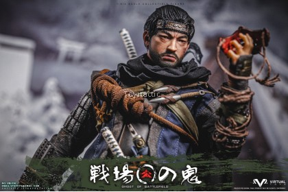 (PREORDER) VTS TOYS VM-036B 1/6 Ghost of Battlefield Collector's Edition