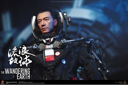 (PREORER) DAMTOYS DMS034 1/6 CN171-11 'The Wandering Earth' Rescue Unit Captain Wang Lei