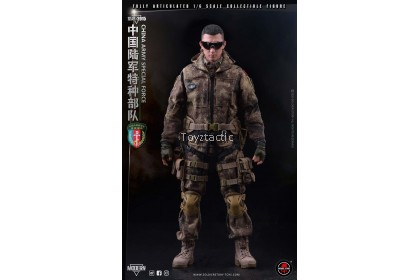 """(PREORDER) Soldier Story SS119 1/6 PLA Army Special Force """"Falcon 2015"""""""