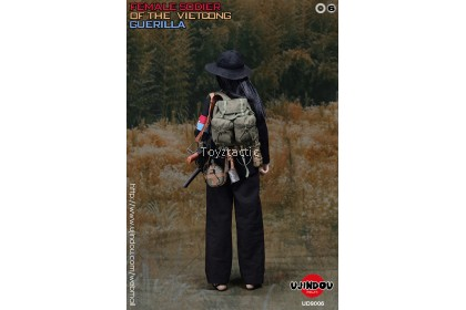 (PREORDER) UJINDOU UD9006 1/6Female Soldier Of The Vietcong Guerilla