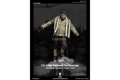 (PREORDER) FACEPOOLFIGURE FP004A 1/6 Action Figure US 29th Infantry Technician France 1944