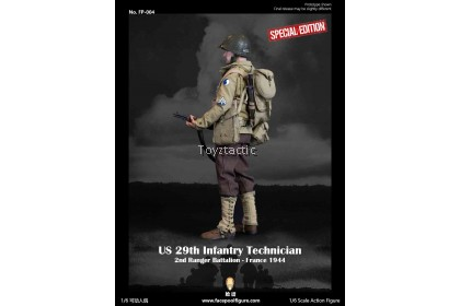 (PREORDER) FACEPOOLFIGURE FP004B 1/6 Action Figure US 29th Infantry Technician  Special Edition