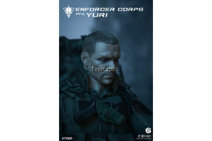 (PREORDER) CBI x Easy & Simple 27002 1/6 Enforcer Corps PFC Yuri