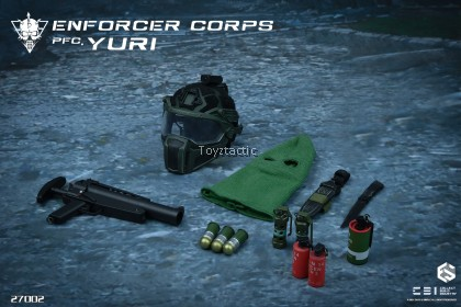 (PREORDER) CBI x Easy & Simple 27002 1/6 Enforcer Corps PFC Yuri