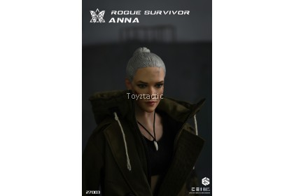 (PREORDER) CBI x Easy & Simple 27003 1/6 1/6 Rogue Survivor Anna