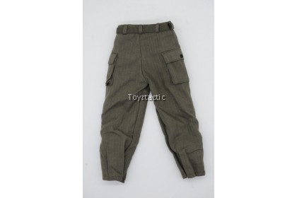 FACEPOOLFIGURE FP003A 1/6 US Ranger Private Sniper 2nd Ranger Battalion France 1944 - US Army Ranger HBT Combat Shirt & Trousers