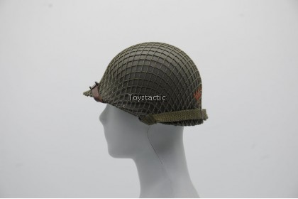 FACEPOOLFIGURE FP003A 1/6 US Ranger Private Sniper 2nd Ranger Battalion France 1944 - M1 Helmet with Lining