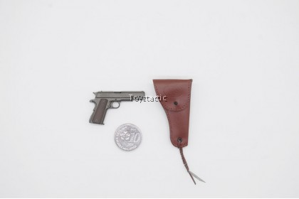 FACEPOOLFIGURE FP003A 1/6 US Ranger Private Sniper 2nd Ranger Battalion France 1944 - M1911A1 Pistol with Holster