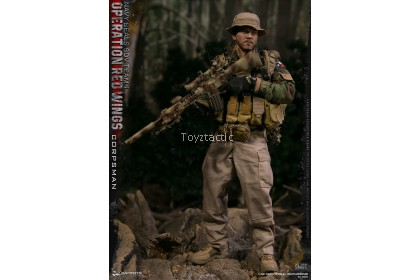 (PREORDER) DAMTOYS 78084 1/6 Operation Red Wings - NAVY SEALS SDV TEAM 1 Corpsman