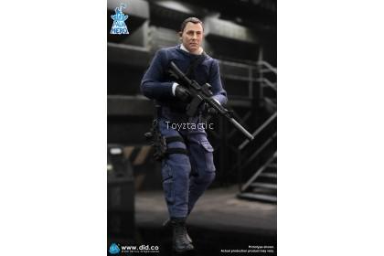 (PREORDER) DID XM80003 1/12 MI6 Agent M16 Jack