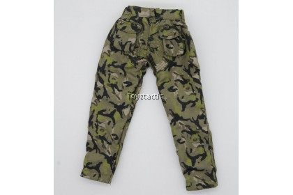 Mini Times Toys M-022 1/6 Sino Vietnamese War 2.0 - Style 81 Two-Way Camouflage Combat Shirt and Pants