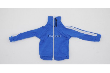 Mini Times Toys M-022 1/6 Sino Vietnamese War 2.0 - Blue Sports Jacket