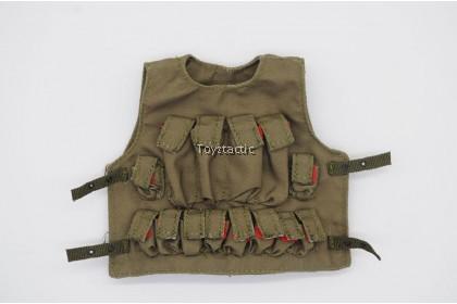 Mini Times Toys M-022 1/6 Sino Vietnamese War 2.0 - Combat Vest with Grenades