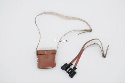 Mini Times Toys M-022 1/6 Sino Vietnamese War 2.0 - Binoculars with Leather Carry Bag