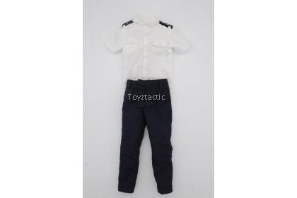 Mini Times Toys M020 1/6 HK Police Emergency Unit - HK Police EU Officer Uniform Set