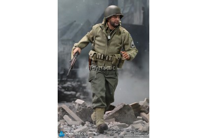 (PREORDER) DID A80150 1/6WWII US 2nd Ranger Battalion Series 5 -Sergeant Horvath