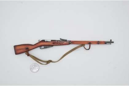 ALERT LINE AL100032 1/6 WWII Soviet Medical Female Soldier - Mosin-Nagant Rifle