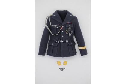 DID D80147 1/6 WWIl German Luftwaffe Captain - Willi - WWII German Luftwaffe Officer Uniform