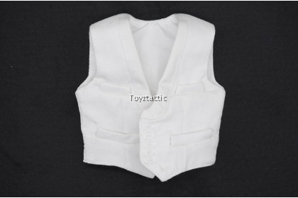 DID D80147 1/6 WWIl German Luftwaffe Captain - Willi - White Waistcoat