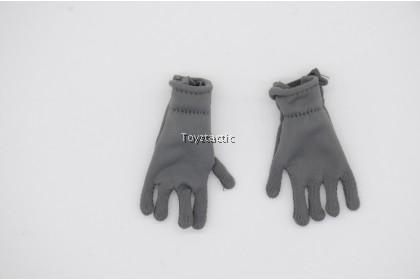 DID D80147 1/6 WWIl German Luftwaffe Captain - Willi - Grey Gloves