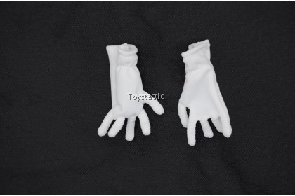 DID D80147 1/6 WWIl German Luftwaffe Captain - Willi - White Gloves