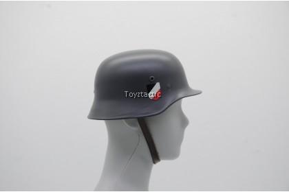 DID D80147 1/6 WWIl German Luftwaffe Captain - Willi - WWII German Luftwaffe Helmet