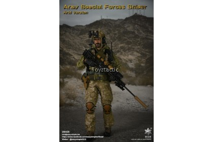 (PREORDER) Easy & Simple 26042S 1/6 Army Special Forces Sniper Aird Version