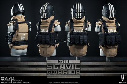 (PREORDER) VERYCOOL VCF-2053 1/6 The Slavic Warrior Action Figure