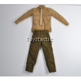 DID A80116 - 2nd Armored Division Military Police 'Bryan' - Shirt, Neck tie & Pants set