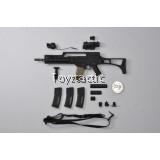DAMTOYS 78037 - KSK Assaulter - HK G36KA1 Assault Rifle Set