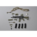 Feel Toys FT003 - Female Commando Viper - M4 CQB Rifle set