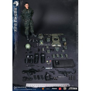 DAMTOYS 78053 - Chinese People's Armed Police Force Snow Leopard Commando Unit Team Leader