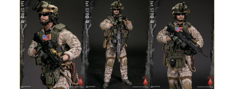 1//6 Scale Easy/&Simple ES 26033S French Special Forces Breaker helmet model